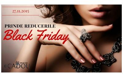 Straluceste de Black Friday cu E-cadou