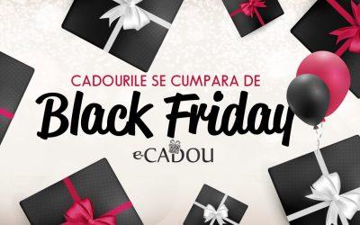 De Black Friday gasesti cadoul perfect de Craciun