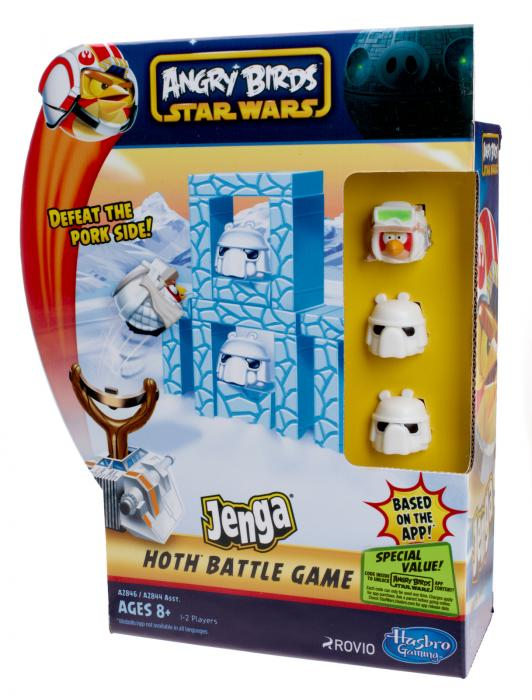 Angry Birds Star Wars  - Hot battle game +8ani