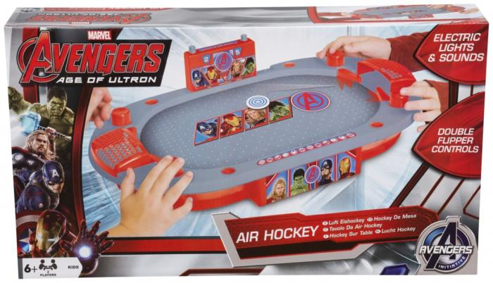 Avengers Air Hockey Game +6 ani