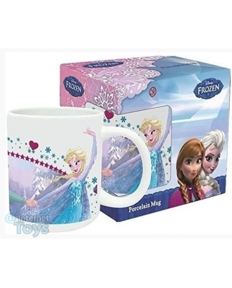 Cana Disney Frozen ceramic cup din portelan 237ml-big