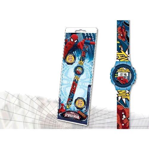 Ceas de mana digital Spiderman Disney