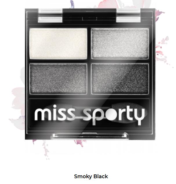 Fard de ochi Studio Color Quattro Eyeshadow Miss Sporty 404
