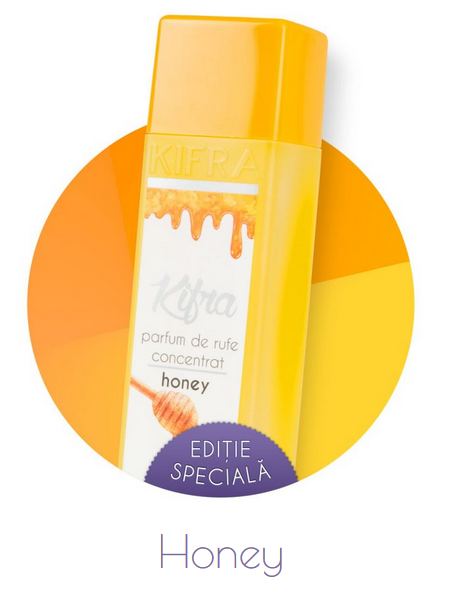 Parfum rufe Kifra HONEY - EDITIE LIMITATA