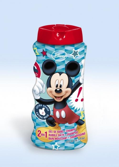 SAMPON SI BALSAM PENTRU COPII, Mickey Mouse DISNEY 0