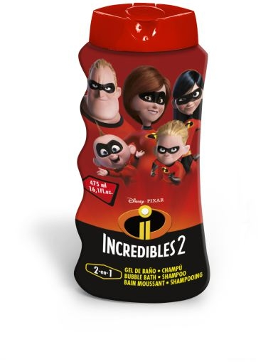 SAMPON SI BALSAM PENTRU COPII, Incredibles2