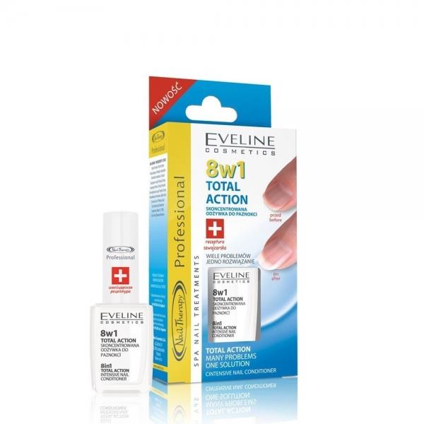 Tratament unghii 8 in 1 Eveline CLASIC