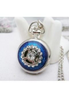 Ceas vintage Diamant blue