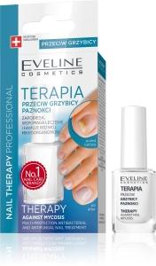 Tratament unghii impotriva micozei Eveline Nail Therapy 12 ml